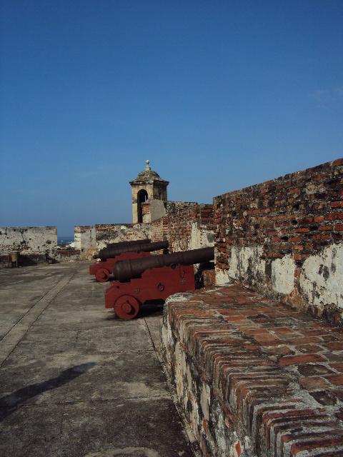 Cartagena Canhões