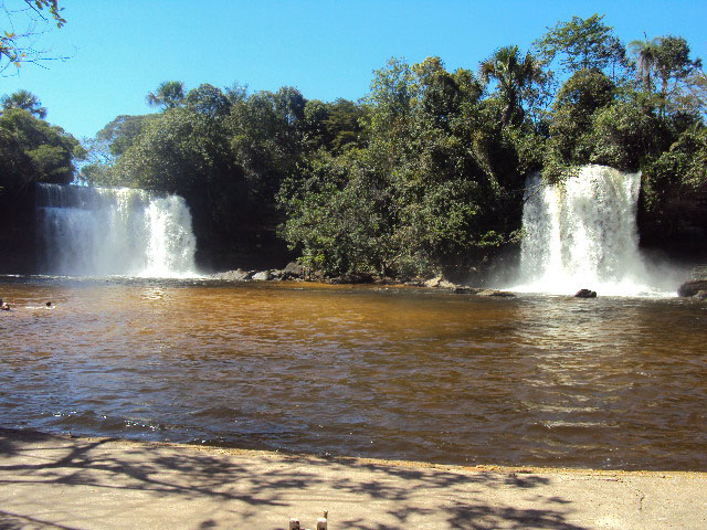 Cachoeiras Itapecuruzinho