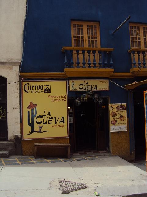 La Paz La Cueva
