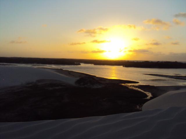 Pôr do Sol em Betânia