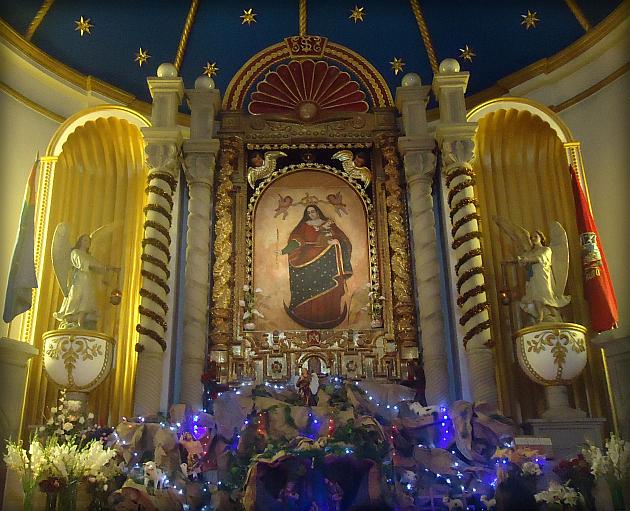 Santuário del Socavón