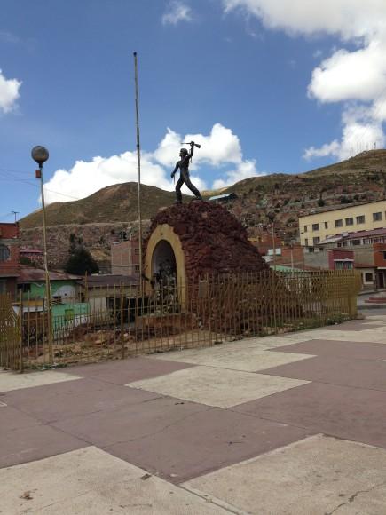 Oruro Bolívia Santuário