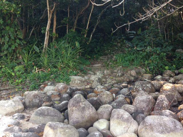 Trilha Praia de Antigos