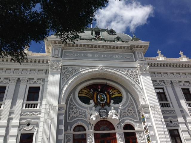 Sucre - Prefeitura