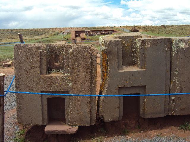 Ruínas Tiwanaku