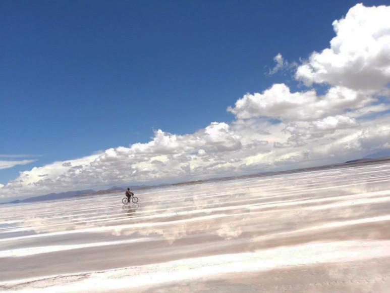 Uyuni Bolívia