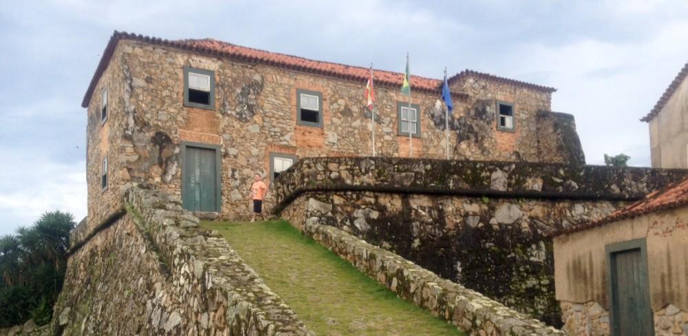 Fortaleza de São Jose da Ponta Grossa