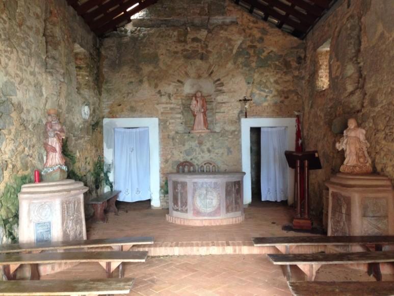 Capela Fortaleza Floripa