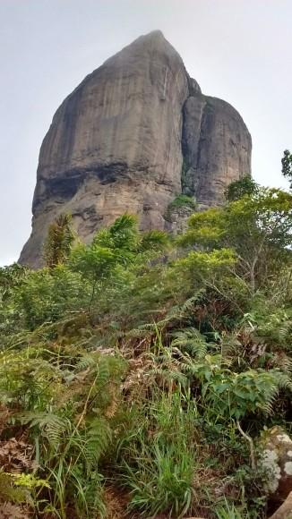 Pedra da Gávea Cabeça do Imperador
