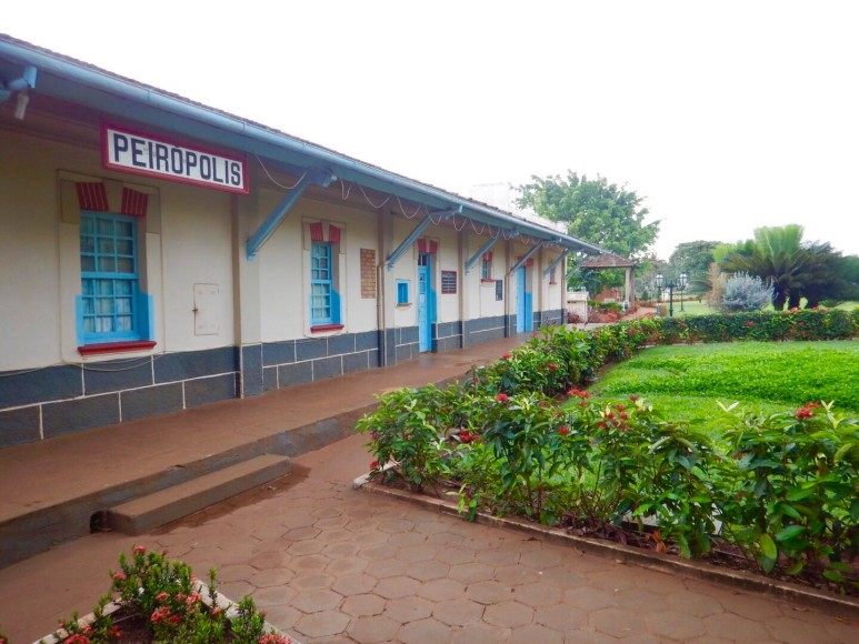 Estação Ferroviaria Peiropolis