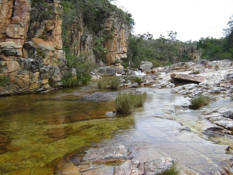 Paraíso Perdido cachoeiras