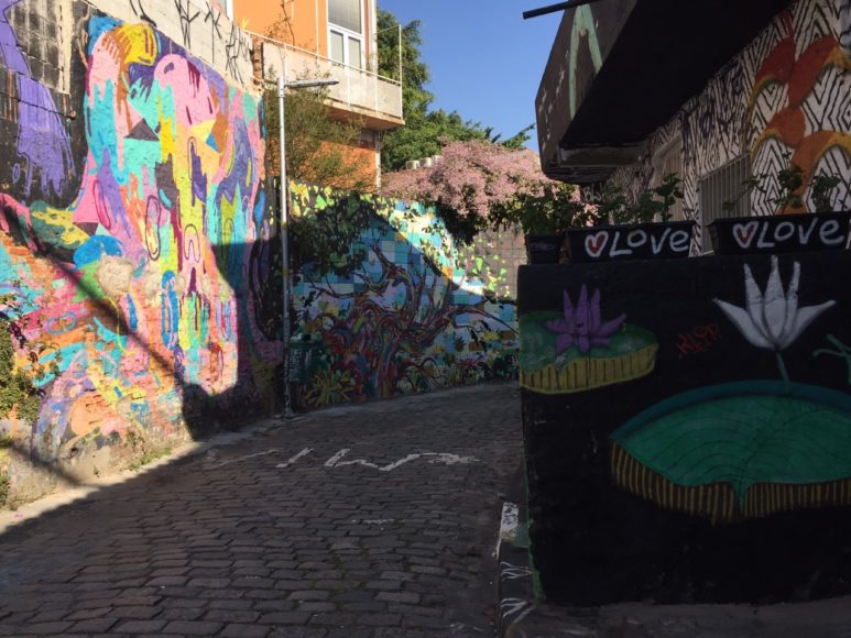 Beco do Batman Street Art