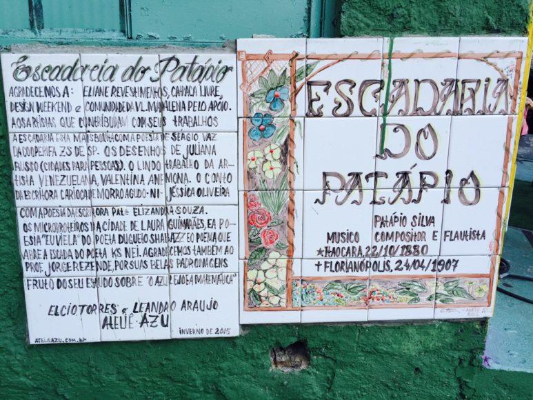 Escadaria do Patapio