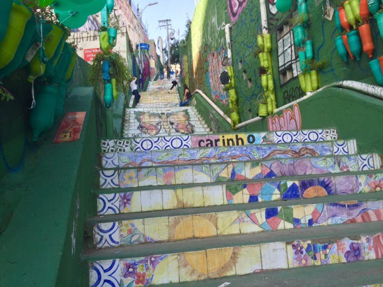 Escadaria Vila Madalena