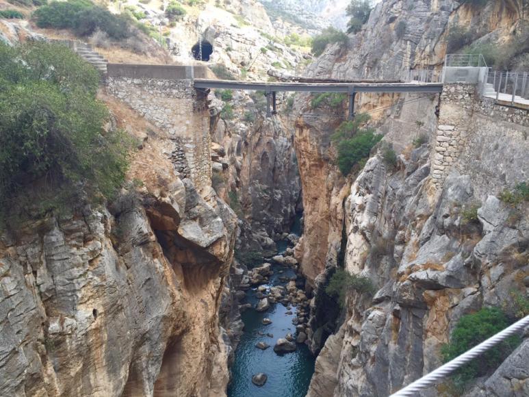 Caminito del rey ponte